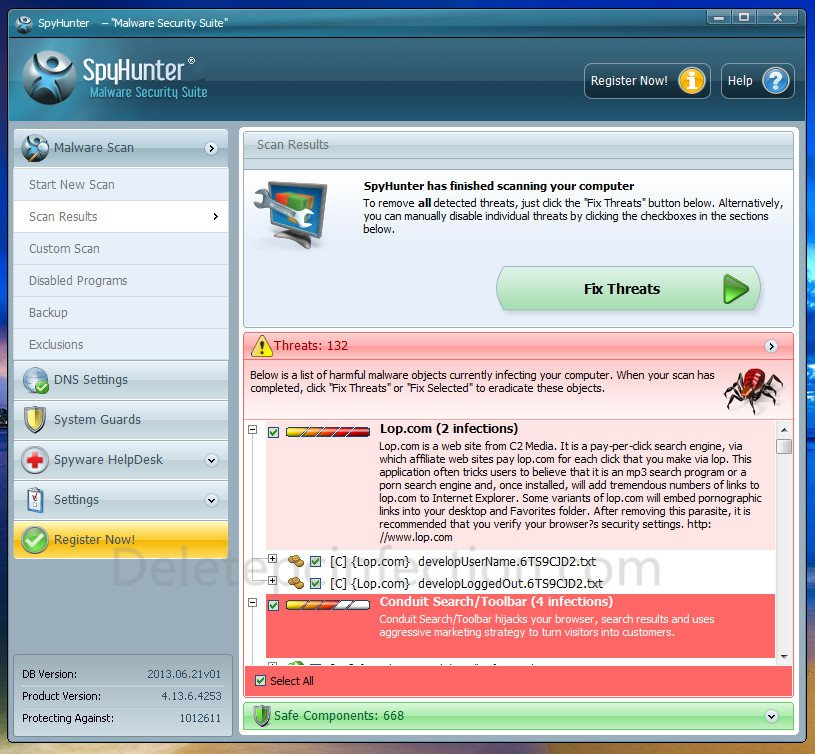 how to delete ExperienceLine virus permanently